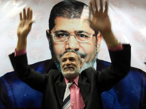 Mohammed Mursi was declared Egypt's first Islamist president after what has been described as the freest elections in the country's history. (AAP)