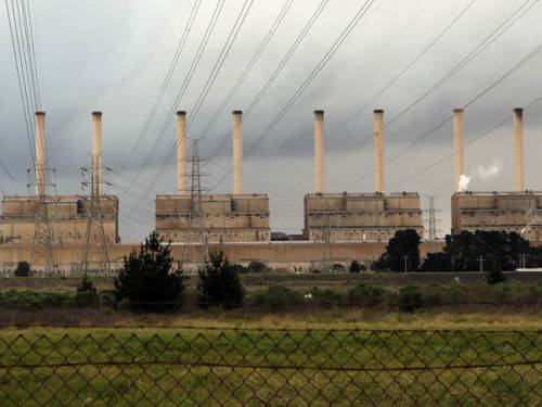 The government had been negotiating possible closures with Hazelwood, Yallourn and Energy Brix power stations in Victoria as well as Playford in South Australia and Collinsville in Queensland. (AAP)