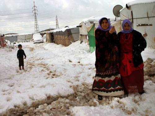 The United Nations High Commission for Refugees has warned the escalation of fighting in Syria over recent months has seen an increase in refugees from the war-torn nation. (AAP)