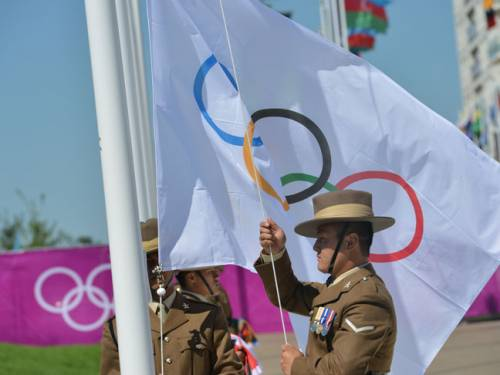 Britain will deploy an extra 1,200 troops to the London Games, following a shortfall in the numbers of guards provided by private contractor G4S. (Getty Images)