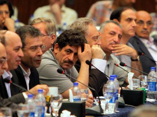 The Arab League chief has urged exiled Syrian opposition figures meeting in Egypt to unite as a new Western effort to force President Bashar Assad from power faltered. (Photo: AP)