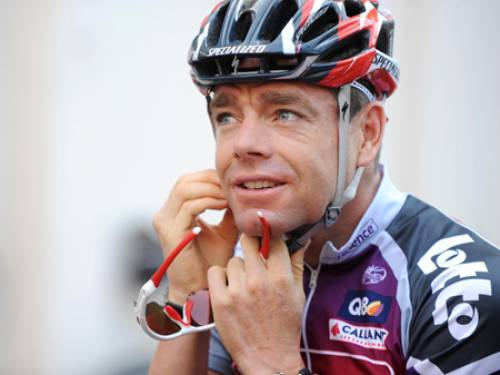 Tour champion Cadel Evans. (Getty)