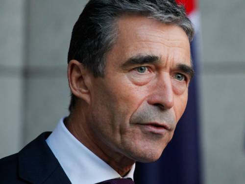 NATO chief Anders Fogh Rasmussen said a team would visit Turkey next week to conduct a site-survey for the possible deployment of Patriots. (AAP)