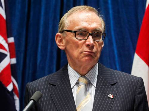 Australian Foreign Minister Bob Carr says Taliban involvement in Afghanistan government is desirable (AAP).