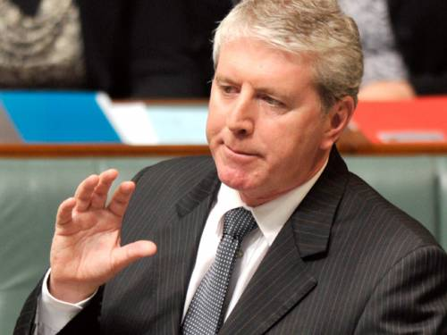 Immigration Minister Brendan O'Connor says the 457 visas will be tightened. (AAP)