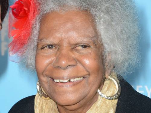 Bonita Mabo receives Australia Day honours. (AAP)