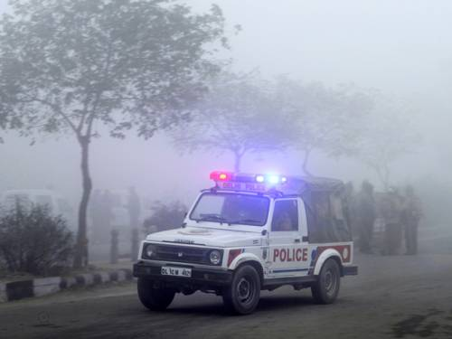 Police said they had arrested a 37-year-old man on Tuesday in the narrow by-lanes of a slum in southwest Delhi after he allegedly tried to plant a crude bomb near the house of one of six suspects detained by police for the Delhi rape.