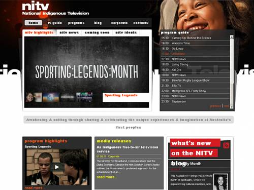 NITV will maintain funding for its current form until June 30 next year. (NITV)