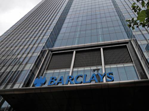 Barclays bank. (AAP)