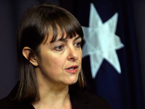 Attorney General Nicola Roxon. (AAP)