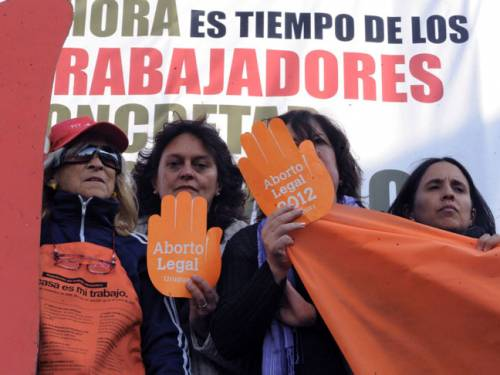 Uruguay is now only the second South American country to legalise abortion, after English-speaking Guyana in 1995. (Getty)