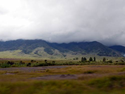 Papua New Guinea's Southern Highlands where a helicopter crashed carrying two Australians and a New Zealander. (AAP)