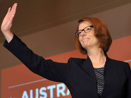 The PM's western Sydney stay is widely seen as a bid to shore up Labor support in the area when opinion polls signal a hammering for the party in Sydney's western suburbs at the next election. (AAP)