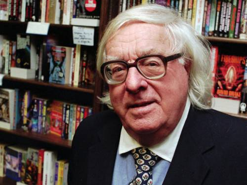 Ray Douglas Bradbury was born August 22, 1920 -- an event he claimed to remember -- in Waukegan, Illinois, the third son of a telephone lineman and Swedish immigrant Esther Marie Bradbury. (AAP)