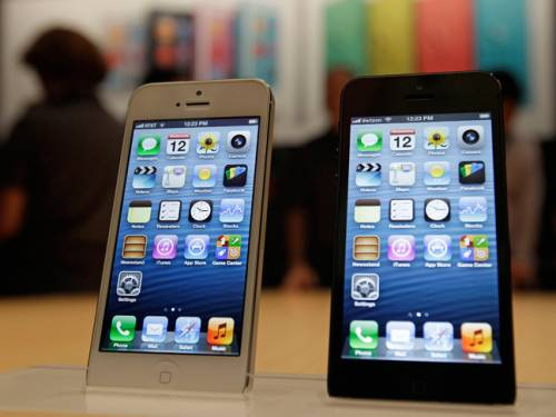 Apple's iPhone 5 may also deliver a well-timed stimulus to the US economy ahead of the presidential election, analysts say. (AAP)