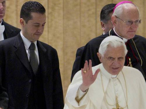 The biggest trial in modern Vatican history is due to wrap up with a verdict for Pope Benedict XVI's ex-butler. (AAP)