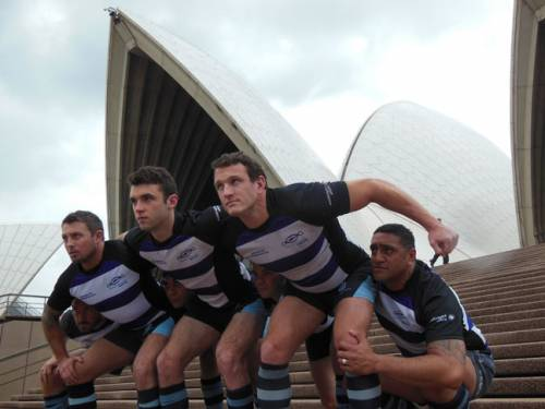 Australia is home to the world's most successful gay rugby team, the Sydney Convicts, who this year won the Bingham Cup in Manchester. (AAP)