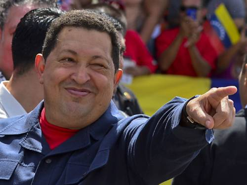 Chavez is popular with the long-neglected Venezuelan poor for his oil-funded health and education programs but blamed by his critics for rising crime, corruption and inflation. (Getty Images)