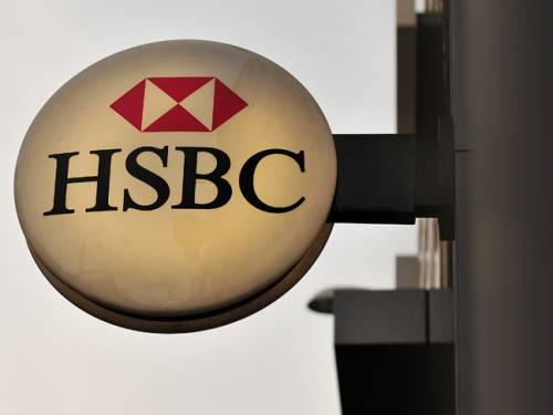 HSBC moved quickly to apologize and promise to improve its procedures after being accused of opening its doors to money launderers. (Getty Images)