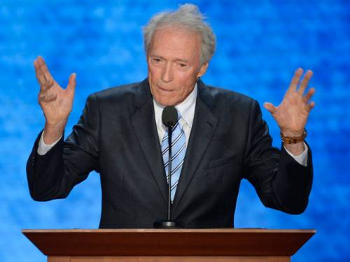US actor Clint Eastwood, 82, has endorsed Mitt Romney. (AAP)
