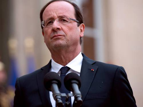 French President Francois Hollande has rejected a two-year shock plan to boost the economy. (AAP)