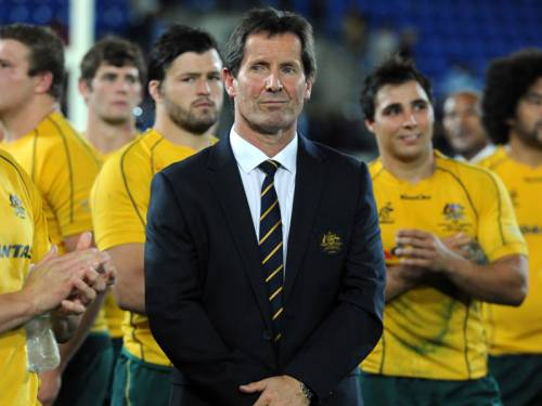 Coach Robbie Deans has named a 28-man Wallabies squad for the Rugby Championship away leg. (AAP)