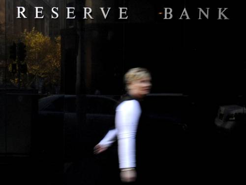 The Reserve Bank of Australia released a joint review of the over the counter derivatives market. (AAP)