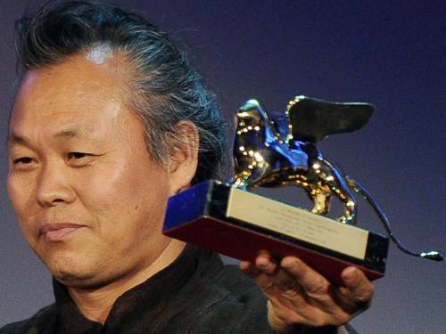 South Korean director Kim Ki-Duk has been awarded best film at the Venice Film Festival. (AAP)