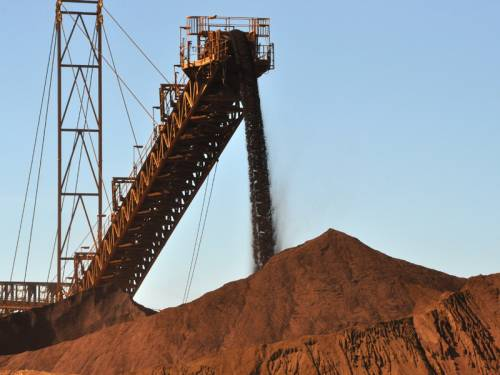 Fortescue Metals has had $1.5 billion wiped off the value of its share price. (AAP)