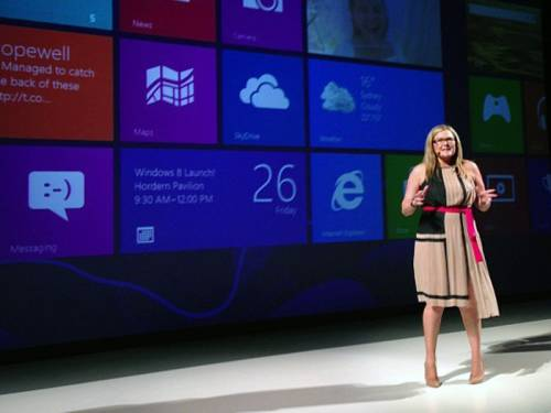 Microsoft has given Australians a glimpse of the latest version of its Windows operating system. (AAP)