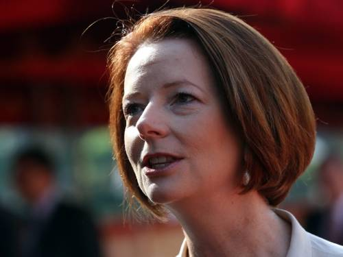 Fairfax said the poll results will strengthen Ms Gillard against any threat from Mr Rudd who is increasing his activity in the electorate. (AAP)