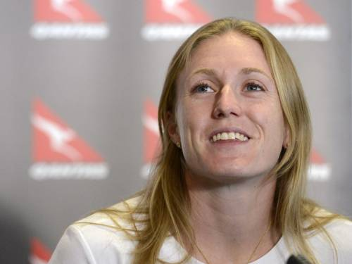 Sally Pearson has declared her desire to claim the 100m hurdles world record. (AAP)