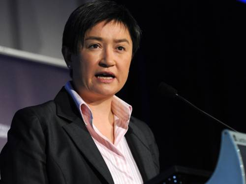 Finance Minister Penny Wong says the government will crack down on waste in the public service. (AAP)