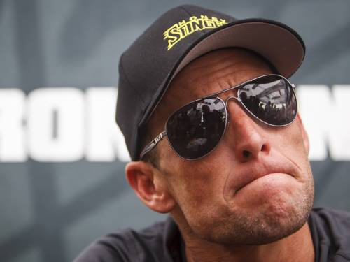 Drug testing system was 'designed to fail', allowing Lance Armstrong and other riders to avoid detection, said the ex-boss of the World Anti-Doping Agency. (AAP)