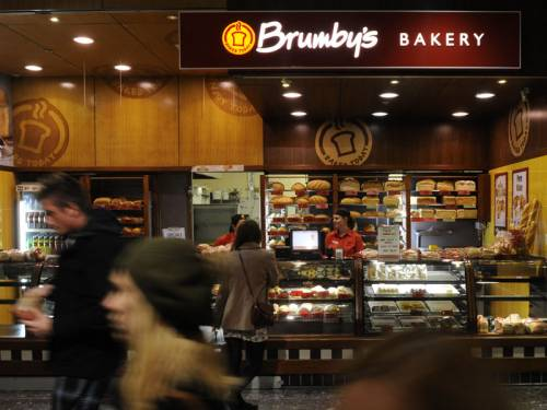 The managing director of Brumby's bakeries has resigned over comments he made about the carbon tax. (AAP)