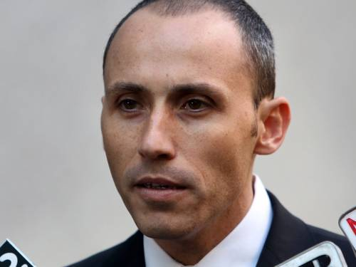 Assistant Treasurer David Bradbury has defended Treasury's economic growth forecasts. (AAP)
