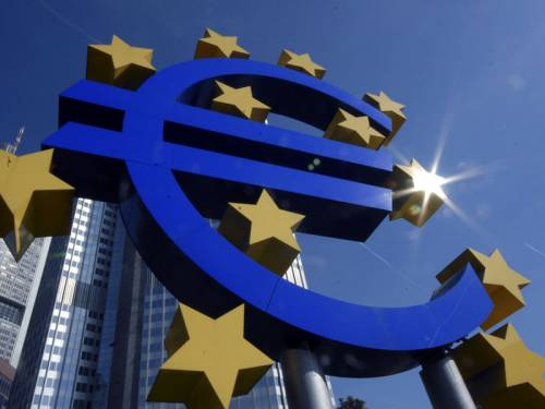 The head of the European Central Bank says the euro is 'absolutely not' in danger. (AAP)