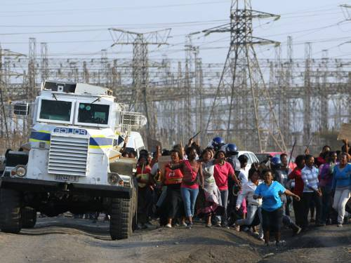 South Africa's President says there will be an investigation into the deaths of 34 miners. (AAP)