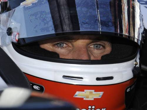 Will Power has suffered last day heartbreak to lose the IndyCar championship in California. (AAP)