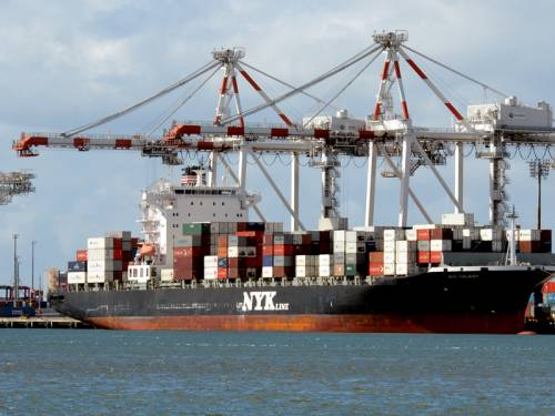 Australia's trade deficit widened in July, the Australian Bureau of Statistics reported. (AAP)