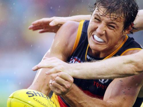 The AFL is to launch an investigation into Adelaide's contract with star forward Kurt Tippet. (AAP)