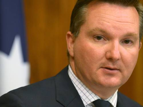 Immigration Minister Chris Bowen has defended the practice of