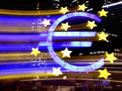 The euro zone crisis is likely to be resolved in the next few months, a senior RBA economist says. (AAP)