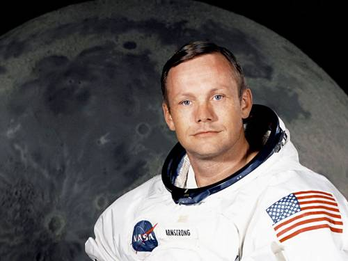 US astronaut Neil Armstrong, the first man to step on to the moon, has died at the age of 82. (AAP)
