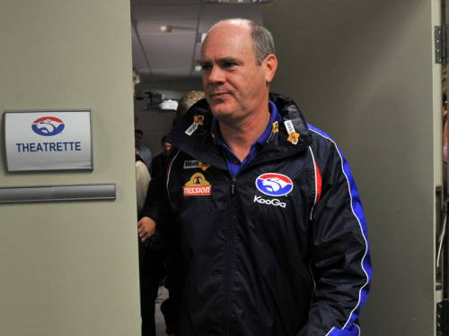 AFL veteran Rodney Eade has again ruled himself out of the coaching job at Port Adelaide. (AAP)