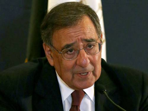 Egypt's leaders assured US Defence Secretary Leon Panetta they will steer the country to democracy. (AAP)