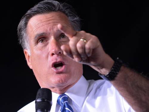 Experts say Mitt Romney outperformed US President Barack Obama in the first presidential debate.
