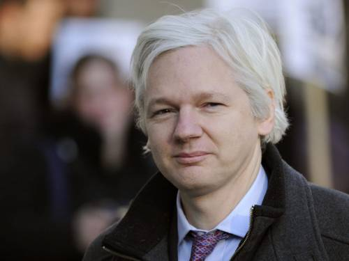 WikiLeaks founder Julian Assange faces a