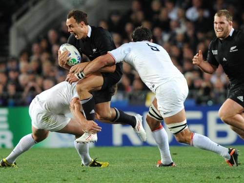 The All Blacks will open their 2013 Test rugby program against France at Eden Park in June. (AAP)