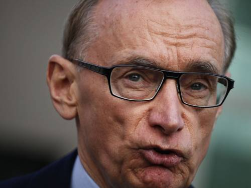 Bob Carr says he agrees Finland is well-placed to win one of the two temporary seats available in Australia's category, which would leave Australia and tiny Luxembourg to duke it out for the other. (AAP)